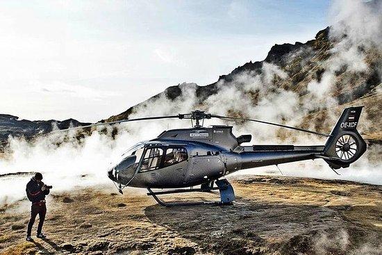 monte Hengil: visita geotérmica a un...