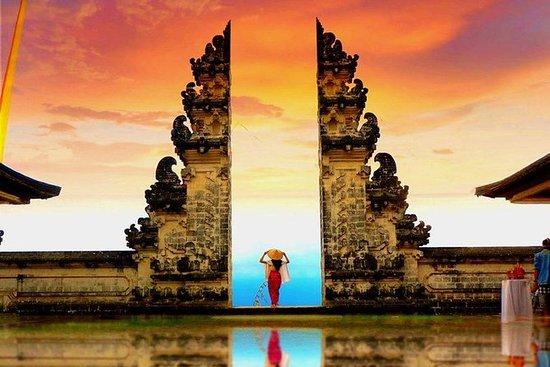 Tour por las puertas del cielo de Bali...