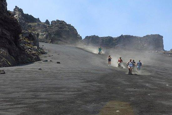 埃特納火山(Trek Valle del Bove)