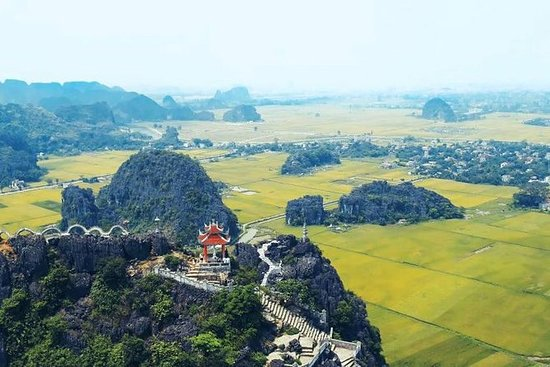Hoa Lu - Tam Coc - Mua Cave 1 dagtocht ...
