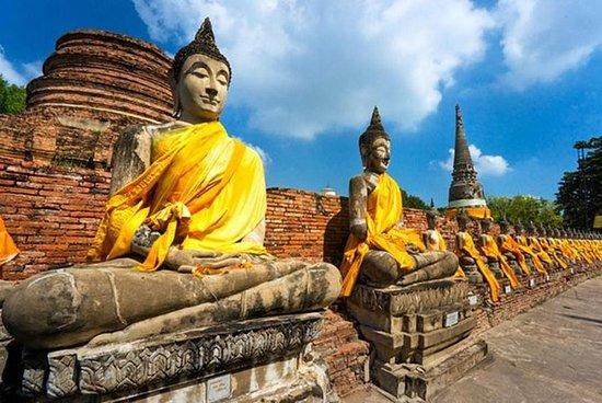 Ontdek hoogtepunten van Ayutthaya