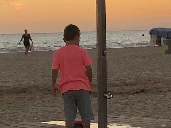 سالو, إسبانيا: Fun in the sun 