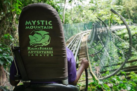 Mystic Mountain 3 In 1