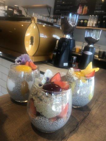 Unley, Australia: Breakfast that looks good and taste amazing