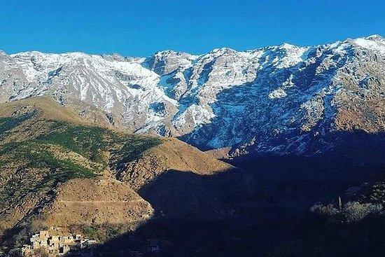 1 dagers Atlas Mountain Excursion...