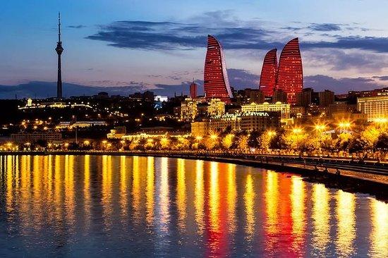 Private transfer from Tbilisi to Azerbaijan
