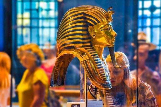 Halbtagesausflug zum Ägyptischen Museum: Half day guided trip to Egyptian Museum