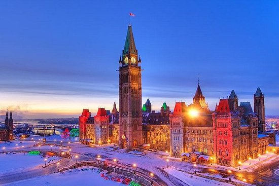 Ottawa – Canada Capital City VIP Day...