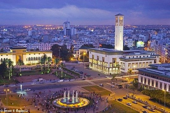 Casablanca City Tour - Privat