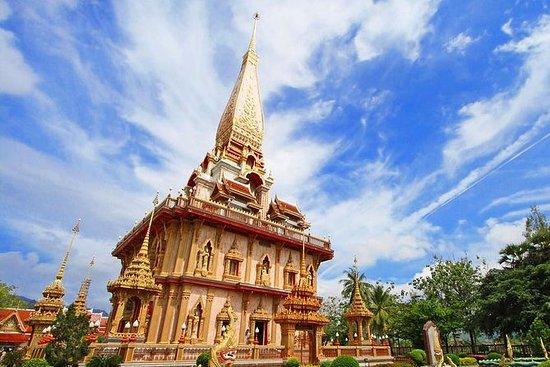 Phuket Premium City Tour with English...