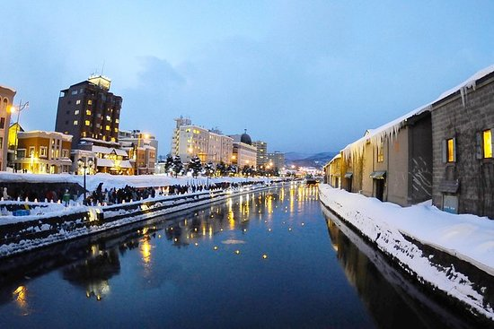 Principales attractions d'Otaru en...