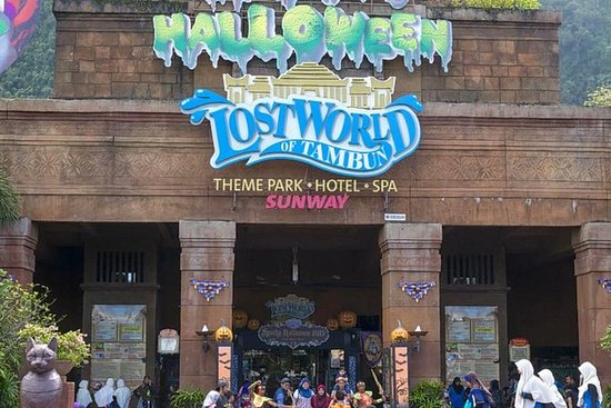 Lost World of Tambun Ticket med delad ...
