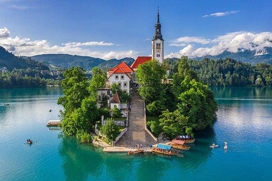 SLOVENIË HOOFDAANTREKKINGEN IN EEN DAG
