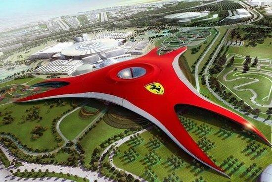 Abu Dhabi City Tour vanuit Dubai