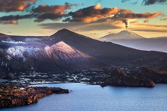 Klassische Tour der Äolischen Inseln...