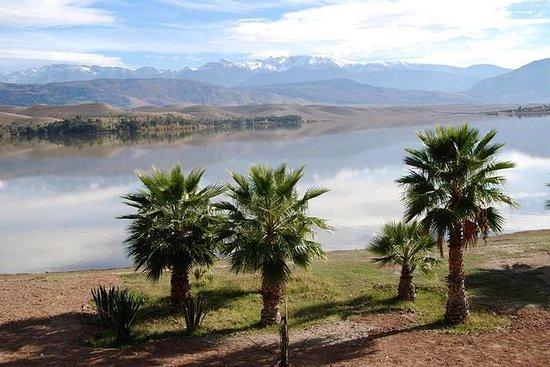 1 dagstur til innsjøen Lalla Takerkoust...