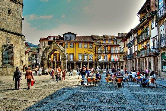 Braga e Guimarães (atividades durante...