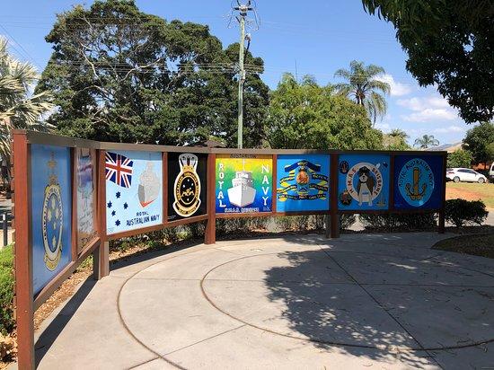 Kallangur Water Tower Mural
