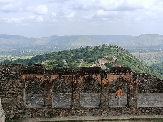 Kumbhalgarh, Индия: Another view