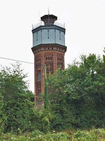3.  Appleton Water Tower