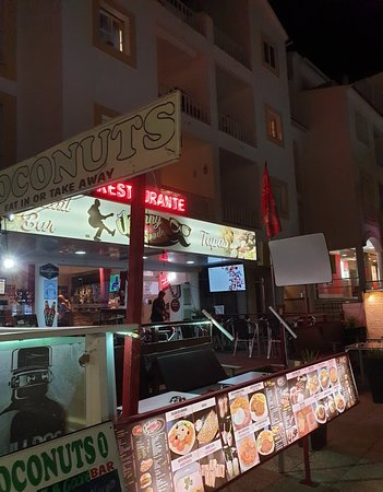 Johnny B Goode Bar on Strip