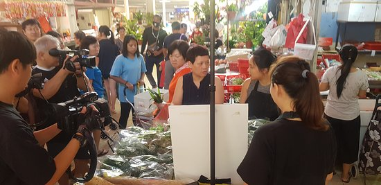 Famous with local grown produce. Best for souveniers. Open at neighbourhood area, locallist and friendly.  Able to get all local grown produce.