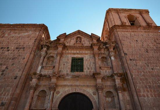 Iglesia de Santa Isabel de Pucará