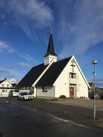 Bugoynes, Norvégia: Kirken