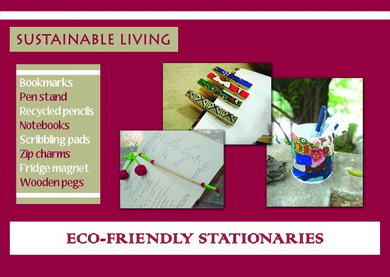Handmade ecofriendly & Upcycled products