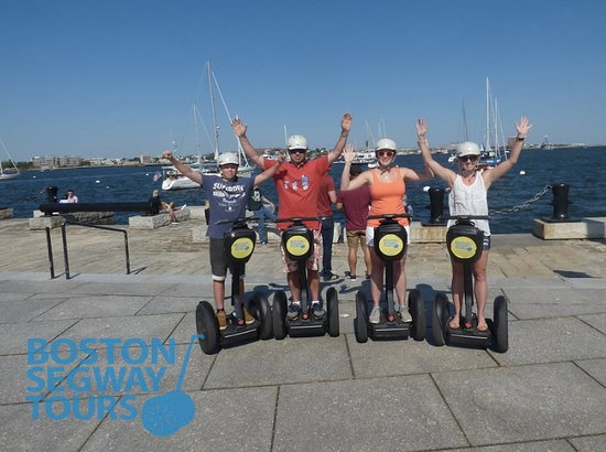 #ColumbusDay #Weekend is here! 😃 Gather your #friends & #family to join us on #TripAdvisor's #1 #tour in the city… #Boston #Segway #Tours 😎 www.bostonsegwaytours.net