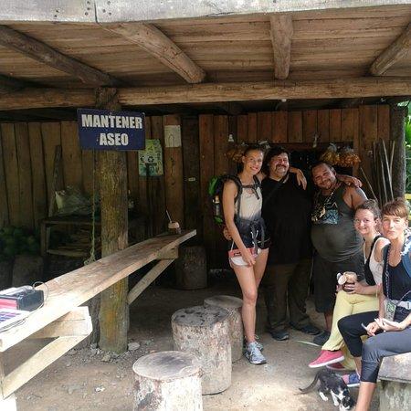 Bribri, Costa Rica: Wasserfalltour
