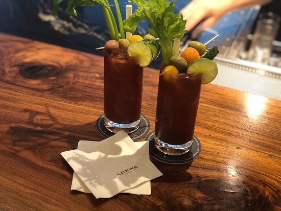 Bloody Mary Expert