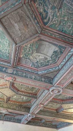 Ecuille, Francúzsko: Un plafond