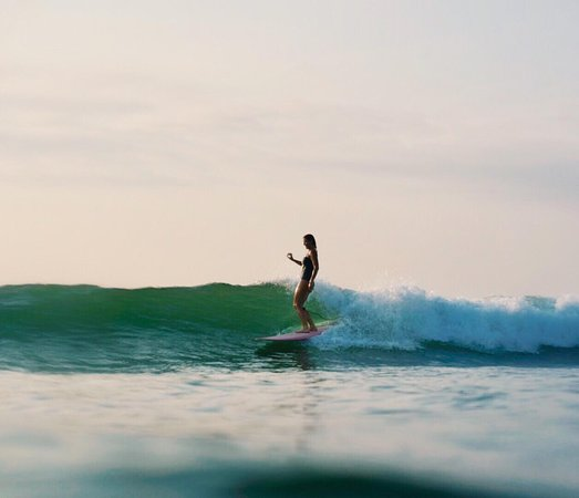 The south west of Sri Lanka is blessed with an excellent variety of waves, for all levels of surfers.  Located in Polhena; Stoked is only a short journey away from a number of these great breaks.