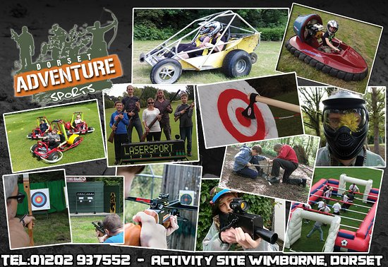 Wimborne Minster, UK: Dorset activities