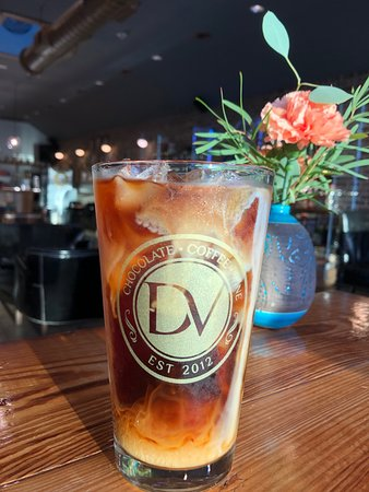 FloTown Cold Brew with Cream