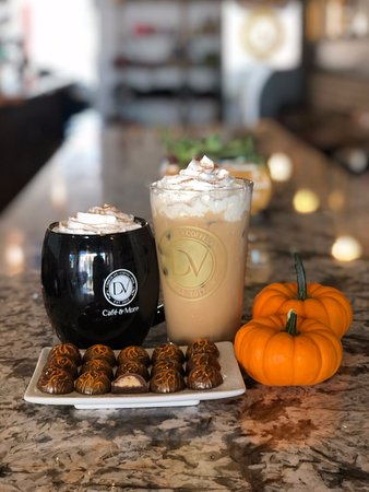 Its the season for pumpkin spice everything!