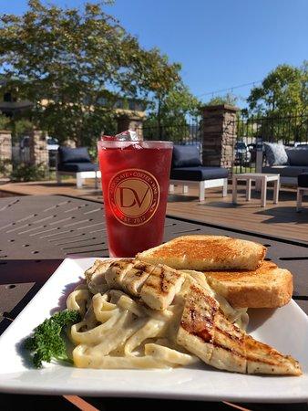Favorite Lunch Feature - Chicken Alfredo