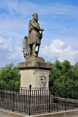 Robert The Bruce Monument照片