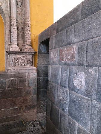 muros del templo