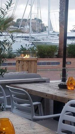 Bar BBQ Fuego-Marina