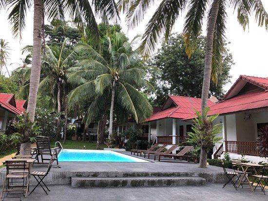 Ko Samui, Thajsko: Отель