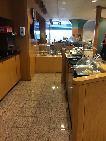 Food and drink area