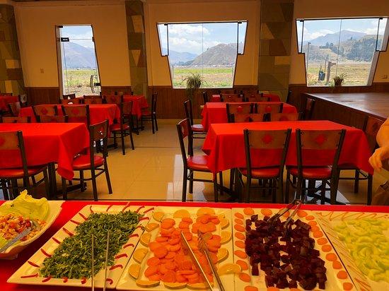 Sicuani, Peru: Restaurant Parador Turistico Feliphon