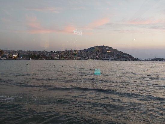 Kusadasi, Turkey: View from Marina
