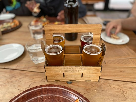 Craft Beer Tour of Christchurch Picture