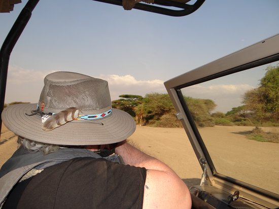 Longido, Tanzania: Enduimet wma always i make an off road to get so close to Animals and Nature too