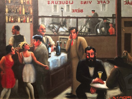 Archibald Motley, Detroit Institute of Arts