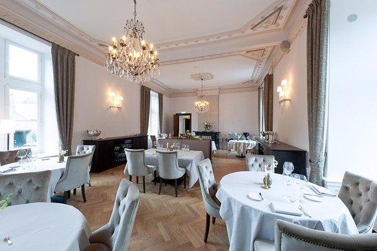 Wittem, Nederland: Restaurant Julemont