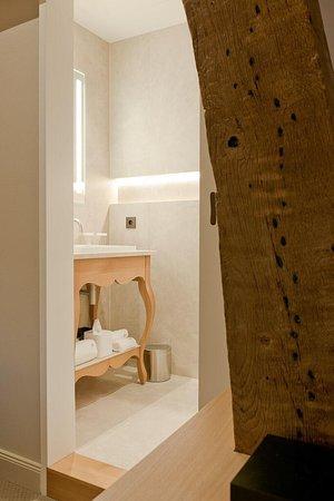 Wittem, Nederland: Château Room